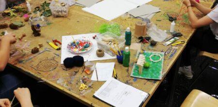 Bastel Workshop