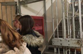Gefängnisflur Hohenschönhausen 1