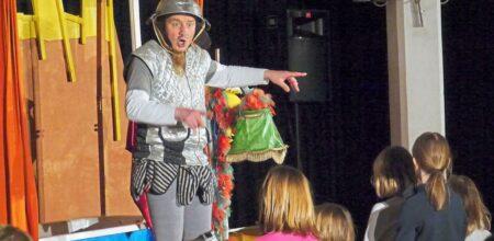 Kindertheater Don Kidschote Kulturschmiede