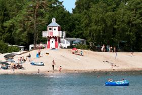 See Strand Leuchtturm